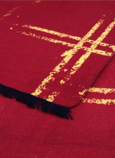 Silk and Cashmere Atkı Kırmızı